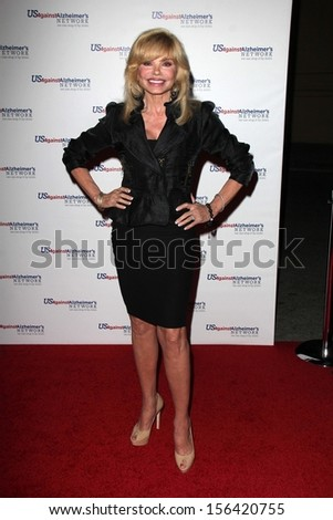 "Loni Anderson at the ""Surviving Grace"" Theatrical Benefit for Alzheimers, Stephen J. Ross Theater, Warern Bros. Stduios, Burbank, CA 09-25-13"