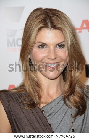 Lori Loughlin at AARP Magazine's Movies For Grownups, Beverly Wilshire Hotel, Bevely Hills, CA. 02-07-11