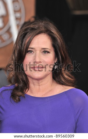 Lorraine Bracco at the 14th Annual Screen Actors Guild Awards at the Shrine Auditorium, Los Angeles, CA. January 27, 2008  Los Angeles, CA. Picture: Paul Smith / Featureflash