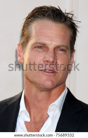 "LOS ANGELES - APR 20:  Brian Van Holt arrives at ""An Evening With Cougar Town"" at Academy of Television Arts and Sciences on April 20, 2011 in Hollywood, CA.."