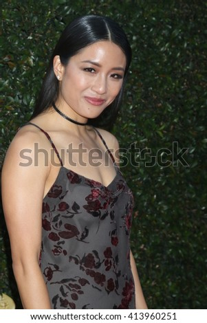 LOS ANGELES - APR 29:  Constance Wu at the 43rd Daytime Emmy Creative Awards Arrivals at the Westin Bonaventure Hotel  on April 29, 2016 in Los Angeles, CA