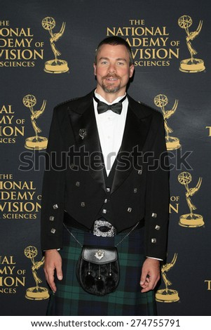 LOS ANGELES - APR 24: Dr Pete Black at The 42nd Daytime Creative Arts Emmy Awards Gala at the Universal Hilton Hotel on April 24, 2015 in Los Angeles, California - stock photo