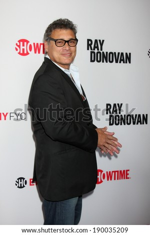 "LOS ANGELES - APR 28:  Steven Bauer at the ""Ray Donovan"" ATAS screening & Panel Discussion at Television Academy on April 28, 2014 in North Hollywood, CA"