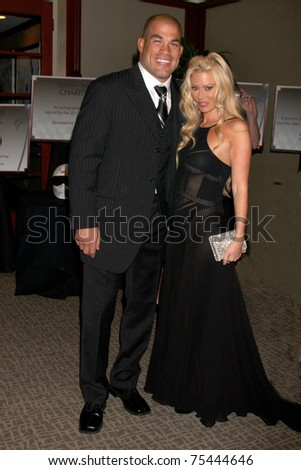 LOS ANGELES - APR 15:  Tito Ortiz, Jenna Jameson attending the 2011 Toyota Grand Prix Charity Ball at Westin Long Beach on April 15, 2011 in Long Beach, CA.