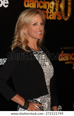 "LOS ANGELES - April 21:  Marlee Matlin at the ""Dancing With the Stars"" 10 Year Anniversary Party at the Greystone Manor on April 21, 2015 in West Hollywood, CA"