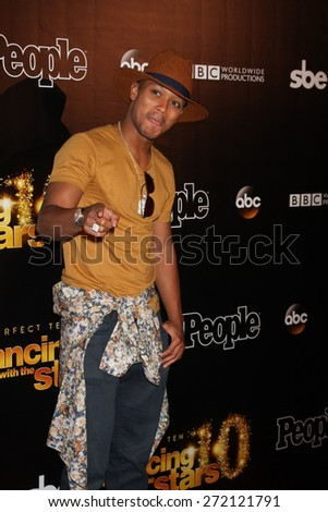 "LOS ANGELES - April 21:  Romeo Miller at the ""Dancing With the Stars"" 10 Year Anniversary Party at the Greystone Manor on April 21, 2015 in West Hollywood, CA"