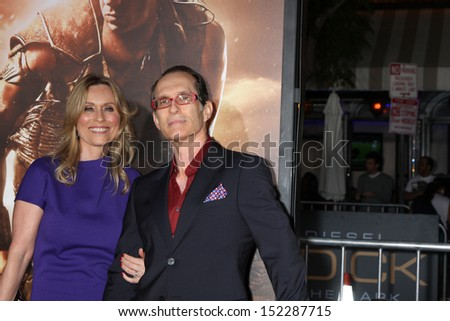 "LOS ANGELES - AUG 28:  David Twohy at the ""Riddick"" Premiere at the Village Theater on August 28, 2013 in Westwood, CA"