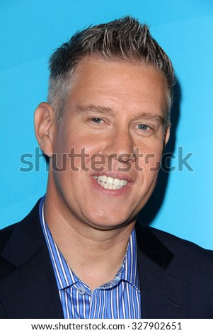 LOS ANGELES - AUG 12:  Ed Wasielewski at the NBCUniversal 2015 TCA Summer Press Tour at the Beverly Hilton Hotel on August 12, 2015 in Beverly Hills, CA - stock photo