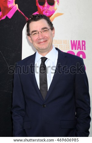 "LOS ANGELES - AUG 15:  Guy Lawson at the War Dogs"" Premiere at the TCL Chinese Theater IMAX on August 15, 2016 in Los Angeles, CA"