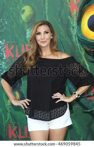 LOS ANGELES - AUG 14: Heather McDonald at the premiere of Focus Features' 'Kubo and the Two Strings' at AMC Universal City Walk on August 14, 2016 in Los Angeles, California