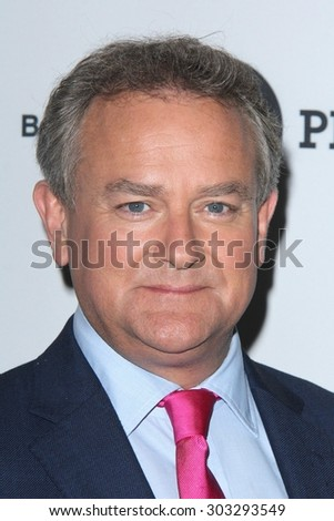 "LOS ANGELES - AUG 1:  Hugh Bonneville at the ""Downton Abbey"" Photo Call at the Beverly Hilton Hotel on August 1, 2015 in Beverly Hills, CA"