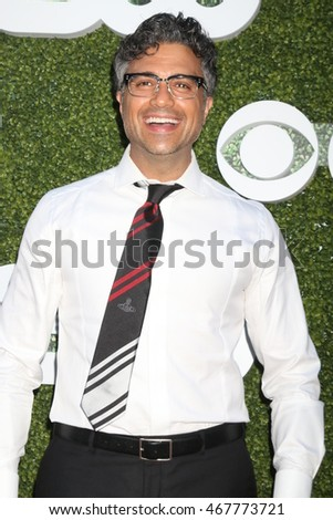 LOS ANGELES - AUG 10:  Jaime Camil at the CBS, CW, Showtime Summer 2016 TCA Party at the Pacific Design Center on August 10, 2016 in West Hollywood, CA