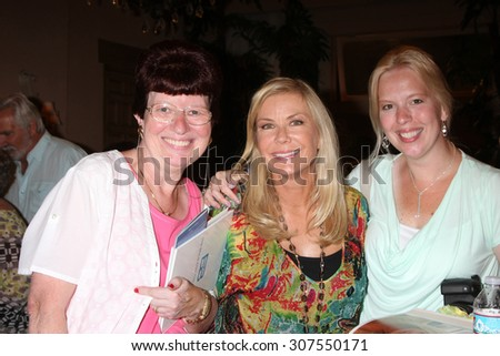 LOS ANGELES - AUG 14:  Katherine Kelly Lang, Fans at the Bold and Beautiful Fan Event Friday at the CBS Television City on August 14, 2015 in Los Angeles, CA