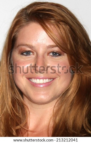 LOS ANGELES - AUG 23:  Nicole Wagner at the Hollywood Red Carpet School at Secret Rose Theater on August 23, 2014 in Los Angeles, CA