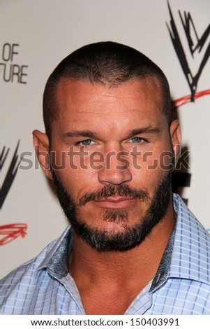 LOS ANGELES - AUG 15:  Randy Orton at the Superstars for Hope honoring Make-A-Wish at the Beverly Hills Hotel on August 15, 2013 in Beverly Hills, CA