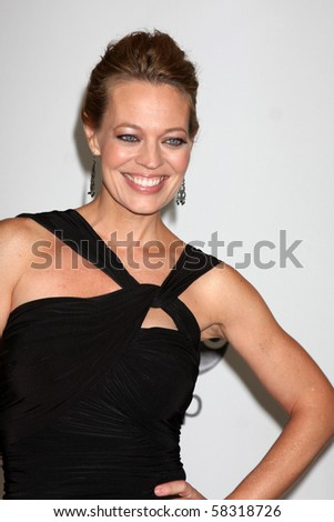 LOS ANGELES - AUGUST 1:  Jeri Ryan arrive(s) at the 2010 ABC Summer Press Tour Party at Beverly Hilton Hotel on August 1, 2010 in Beverly Hills, CA...