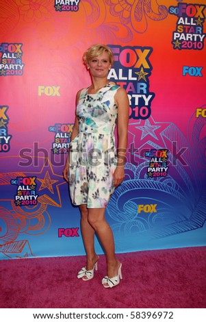 LOS ANGELES - AUGUST 2:  Martha Plimpton arrives  at the 2010 FOX Summer Press Tour Party at Pacific Park on the Santa Monica Pier on August 2, 2010 in Santa Monica, CA