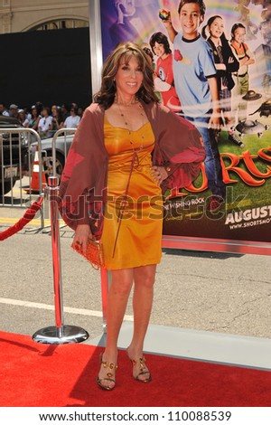 "LOS ANGELES, CA - AUGUST 15, 2009: Kate Linder at the Los Angeles premiere of ""Shorts"" at Grauman's Chinese Theatre, Hollywood."