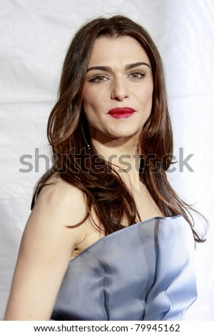 LOS ANGELES, CA - DEC 7: Rachel Weisz at the premiere of 'The Lovely Bones' held at the Mann's Grauman Chinese Theater in Los Angeles, California on December 07, 2009
