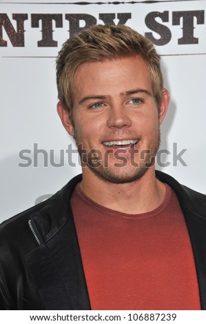 "LOS ANGELES, CA - DECEMBER 14, 2010: Trevor Donovan at the premiere of ""Country Strong"" at the Academy of Motion Picture Arts & Sciences Theatre, Beverly Hills. December 14, 2010  Los Angeles, CA"