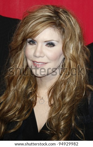 LOS ANGELES, CA - FEB 10: Alison Krauss at the 2012 MusiCares Person of the Year Tribute To Paul McCartney at the LA Convention Center on February 10, 2012 in Los Angeles, California