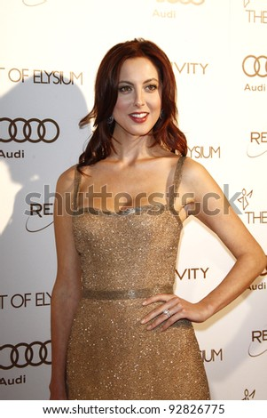 LOS ANGELES, CA - JAN 14: Eva Amurri at the 2012 Art of Elysium Heaven Gala at Union Station on January 14, 2012 in Los Angeles, California