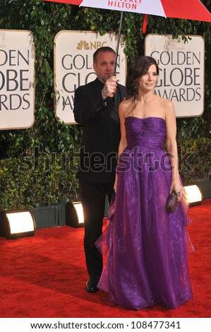 Sandra Bullock Husband