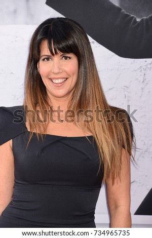 LOS ANGELES, CA - June 08, 2017: Patty Jenkins at the AFI Life Achievement Award Gala honoring actress Diane Keaton at the Dolby Theatre