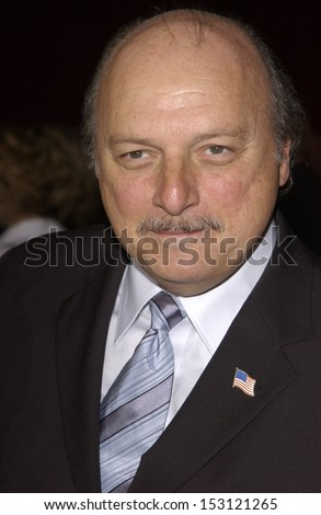 LOS ANGELES, CA - NOVEMBER 4, 2001: Actor DENNIS FRANZ & wife at the 53rd Annual Primetime Emmy Awards in Century City, California.