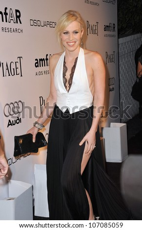 LOS ANGELES, CA - OCTOBER 27, 2010: Natasha Bedingfield at the launch of amfAR's L.A. Event celebrating Men's Style at the Chateau Marmont Hotel