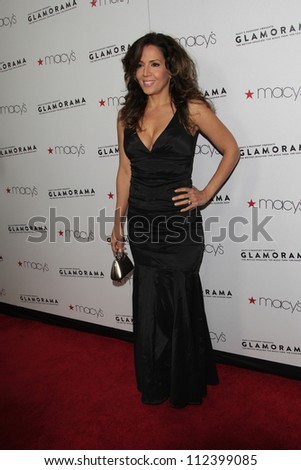 LOS ANGELES, CA - SEP 7: Maria Canals-Barrera  at Macy's Passport Presents: Glamorama - 30th Anniversary in Los Angeles held at The Orpheum Theater on September 7, 2012 in Los Angeles, California.