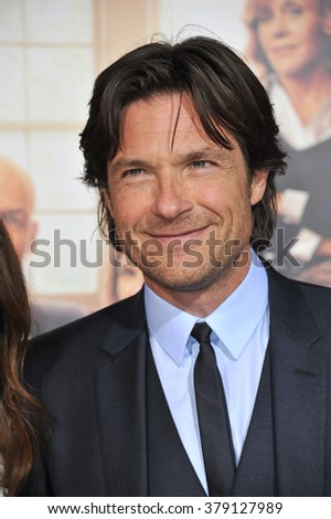 "LOS ANGELES, CA - SEPTEMBER 15, 2014: Jason Bateman at the Los Angeles premiere of his movie ""This Is Where I Leave You"" at the TCL Chinese Theatre, Hollywood."