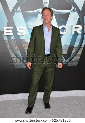 "LOS ANGELES, CA. September 28, 2016: Louis Herthum at the Los Angeles premiere of the new HBO drama series ""Westworld"" at the TCL Chinese Theatre, Hollywood."