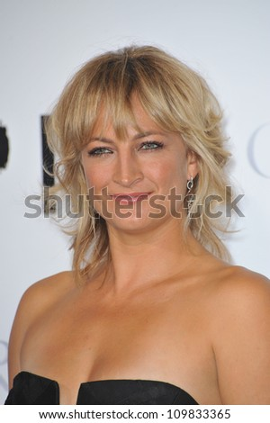 "LOS ANGELES, CA - SEPTEMBER 29, 2009: Zoe Bell at the Los Angeles premiere of her new movie ""Whip It"" at Grauman's Chinese Theatre, Hollywood."