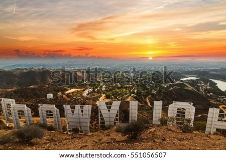 Los Angeles California October 28 2016 Stock Photo ...