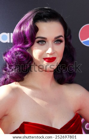 "LOS ANGELES, CALIFORNIA - Tuesday June 26, 2012. Katy Perry at the Los Angeles premiere of ""Katy Perry: Part Of Me"" held at the Grauman's Chinese Theater, Los Angeles. - stock photo"