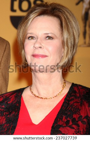 LOS ANGELES - DEC 10:  JoBeth Williams at the 21st Annual Screen Actors Guild Awards Nominations Announcement at the Pacific Design Center on December 10, 2014 in West Hollywood, CA - stock photo