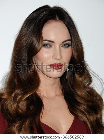 LOS ANGELES - DEC 12 - Megan Fox arrives at the This Is 40 World Premiere on December 12, 2012 in Los Angeles, CA              - stock photo