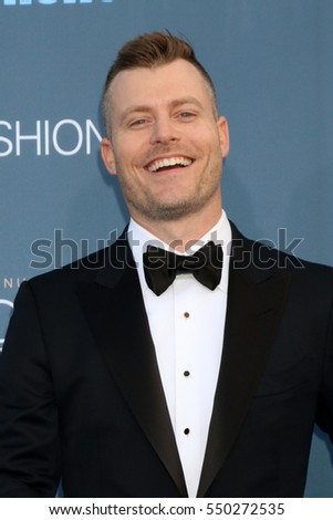 LOS ANGELES - DEC 11:  Rawson Marshall Thurber at the 22nd Annual Critics' Choice Awards at Barker Hanger on December 11, 2016 in Santa Monica, CA