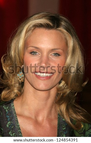 LOS ANGELES - DECEMBER 05: Natasha Henstridge at the 15th Annual The Hollywood Reporter's 2006 Women In Entertainment Power 100 at Beverly Hills Hotel December 05, 2006 in Beverly Hills, CA.