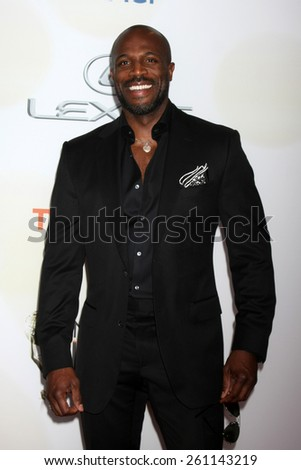 LOS ANGELES - FEB 6:  Billy Brown at the 46th NAACP Image Awards Arrivals at a Pasadena Convention Center on February 6, 2015 in Pasadena, CA - stock photo