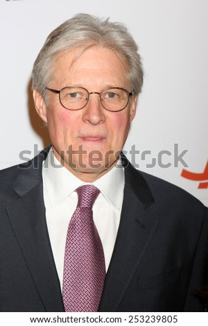 LOS ANGELES - FEB 2:  Bruce Boxleitner at the AARP 14th Annual Movies For Grownups Awards Gala at a Beverly Wilshire Hotel on February 2, 2015 in Beverly Hills, CA - stock photo