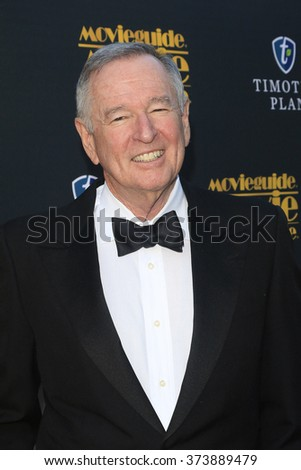 LOS ANGELES - FEB 5: Dan Gordon at the 24th Annual MovieGuide Awards at Universal Hilton Hotel on February 5, 2016 in Universal City, Los Angeles, California - stock photo