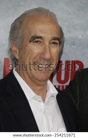 LOS ANGELES - FEB 18: Gary Barber at the 'Hot Tub Time Machine 2' premiere on February 18, 2014 in Los Angeles, California - stock photo
