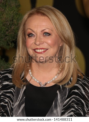 LOS ANGELES - FEB 7:  JACKI WEAVER arrives to the 83rd Academy Awards Nominees Luncheon  on Feb 7, 2011 in Beverly Hills, CA