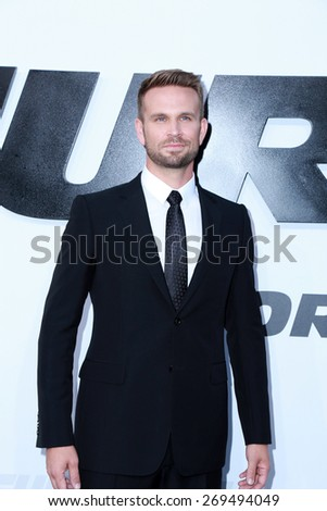 "LOS ANGELES - FEB 1:  John Brotherton at the ""Avengers; Age Of Ultron"" Los Angeles Premiere at the TCL Chinese Theater on April 1, 2015 in Los Angeles, CA - stock photo"