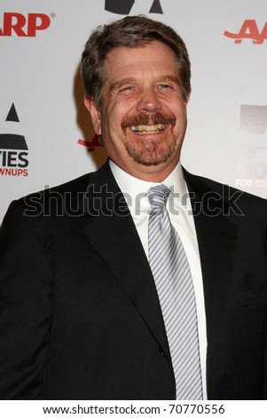 "LOS ANGELES - FEB 7:  John Wells arrives at the 2011 AARP ""Movies for Grownups"" Gala  at Regent Beverly Wilshire Hotel on February 7, 2011 in Beverly Hills, CA"