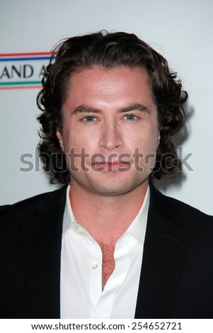 LOS ANGELES - FEB 19:  Kevin Ryan at the Oscar Wilde US-Ireland Pre-Academy Awards Event at a Bad Robot on February 19, 2015 in Santa Monica, CA - stock photo