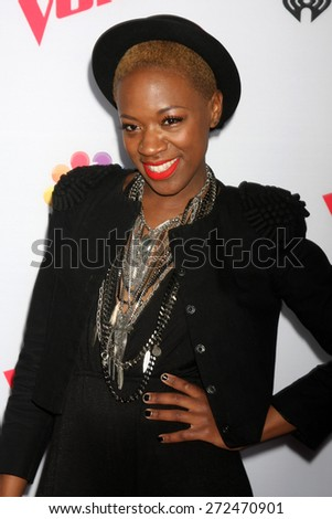 "LOS ANGELES - FEB 23:  Kimberly Nichole at the ""The Voice"" Summer Break Party - Top 8 at the Pacific Design Center on April 23, 2015 in West Hollywood, CA"