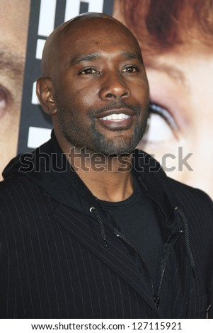 LOS ANGELES - FEB 4: Morris Chestnut at the Premiere Of Universal Pictures' 'Identity Theft' on February 4, 2013 in Los Angeles, California - stock photo